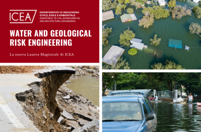 Collegamento a Water and Geological Risk Engineering