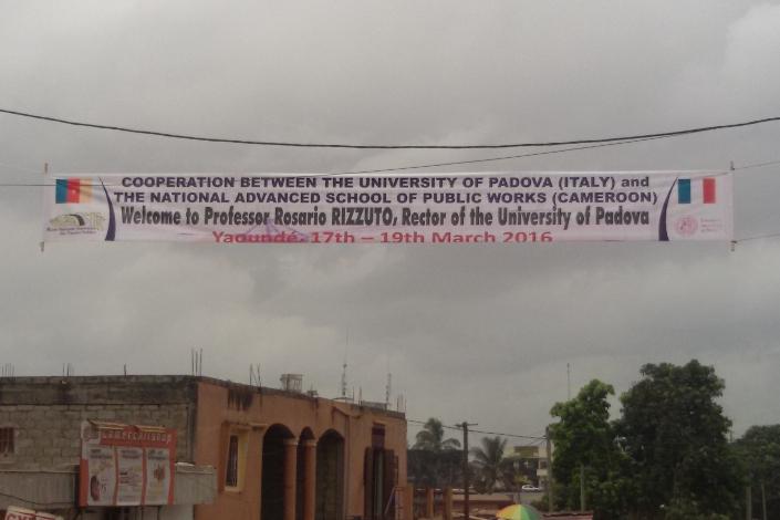 17 Marzo: Benvenuto al Professor Rizzuto, Magnifico Rettore dell'Università di Padova