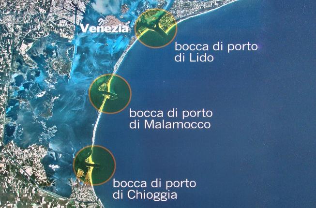 Collegamento a Cosa sarebbe successo a Venezia se il Mose avesse funzionato?