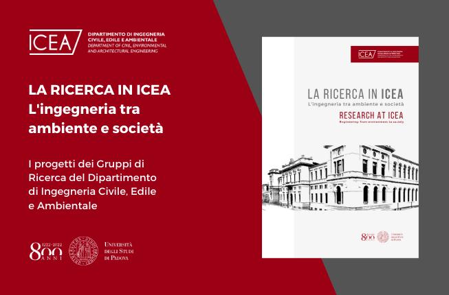 Collegamento a LA RICERCA IN ICEA - L'ingegneria tra ambiente e Società
