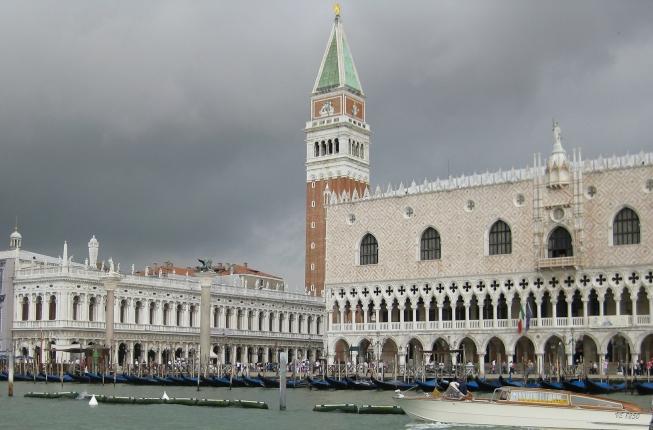 Collegamento a La Basilica di san Marco rischia di diventare un tesoro sommerso?