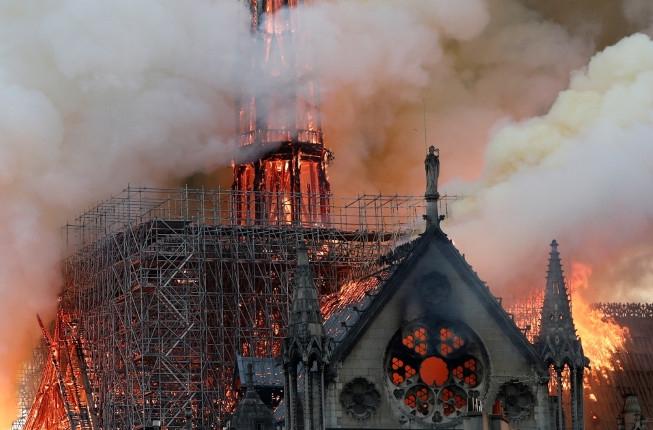 Collegamento a Notre-Dame: come prevenire incendi del genere?
